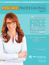 Vsp Signature Plan Lens Enhancements Chart Eye Care Professional Magazine July 2015 Issue By Ecp
