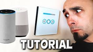 Control Lights Using Google Home How To Control Ceiling Lights Using Google Home And Amazon Echo