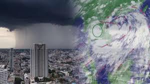 สภาพอากาศวันนี้ กรมอุตุฯ เตือนพายุลูกใหม่ จ่อถล่มหนัก ให้ระวัง