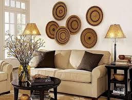 ... Decorating Ideas Living Room Best Interior Design Cream Fabric Sofa  Black Round Wooden Coffee Table Shade