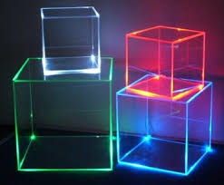 Window Display Stands Image Result For Neon Cubes Neon ArtAbstract Pinterest Cube 11