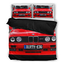 Sport Series bmw e30 m3 : BMW E30 M3 Bedding Set - Migocha