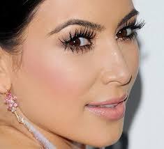 kim kardashian makeup fail epic celebrity contour fails by way of look good bad