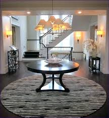 half round foyer table half round entry table furniture amazing glass hall table black console table half round foyer table