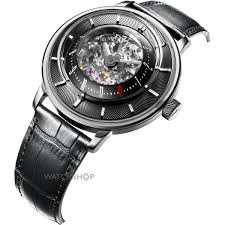 men s fiyta 3d time skeleton limited edition automatic watch nearest click collect stores