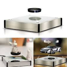 Magnetic Levitation Display Stand Enchanting Magnetic Levitation Floating Ion Revolution Display Platform Tray