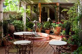 Small Picture Courtyard Garden Design Houzz