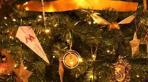 Harry Potter Christmas Tree - YouTube