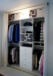 Create a New Look for Your Room with These Closet Door Ideas. Small Master ClosetSmall  Bedroom ...
