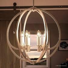globe chandelier luxury x with old world style bronze