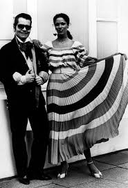 First Black Clothing Designer Karl Lagerfeld Designer Who Defined Luxury Fashion Is Dead