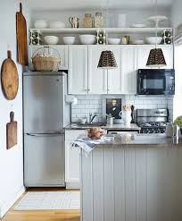 Kitchen Cabinet Designs For Small Spaces