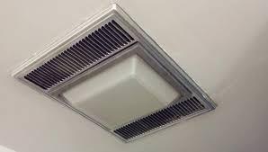How To Change Light Bulb In Bathroom Exhaust Fan