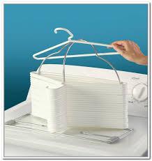 clothes hanger storage diy ideas