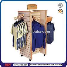 T Shirt Stand Display TSDW100 Custom 100 way clothing display rackshop furniture 52