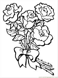 650x874 enjoyable design ideas coloring pages draw a rose for kids