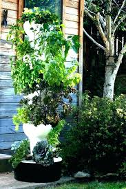 Vertical Garden Design Ideas Awesome Charming Vertical Garden Tower Plans Hydroponic Diy 48 System