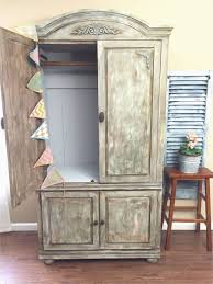 inspiring stunning rustic distressed armoire wardrobe tv cabinet armoires and accents portraits