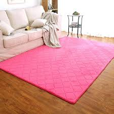 hot pink fluffy rug big pink rug living room big area carpet pink rugs decoration c hot pink fluffy rug