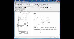 Beam Design Formulas Mathcad Beam Design Formulas 20