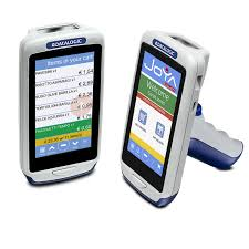 tuoch mobile datalogic joya touch pod for self shopping