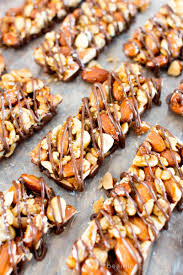 chocolate candy bars with nuts. Perfect Nuts Homemade Dark Chocolate Sea Salt KIND Nut Bars V GF DF For Candy With Nuts Beaming Baker