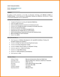 7 8 Web Based Application Testing Resume Lawrencesmeats Com