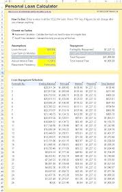 auto loan amortization schedule excel loan amortization chart excel tables to calculate loan amortization
