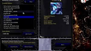 how to play warcraft 3 dota online without garena 2014 youtube