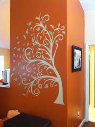 Orange Color Living Room Living Room Paint Colors Modern Red Couch Burnt Orange And Light