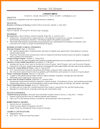 Icu Nurse Resume Examples Pediatric Nurse Resume 18 Free Icu