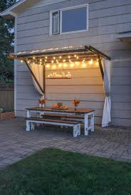 do it yourself outdoor lighting. delighful outdoor adding diy outdoor lighting to your summer night that can beautifully  illuminate backyard or patio for do it yourself outdoor lighting y