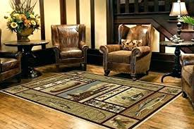 bass fish area rug pattern ocean themed rugs hunting furniture wonderful rustic lodge cabin decor fly fishing den rec room living school