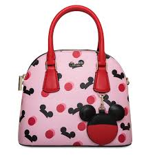 mickey mouse ear hat satchel by kate spade new york small pink 278 00
