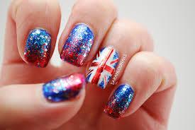 Sarah Lou Nails: Union Jack Nails!