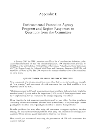 appendix e environmental protection agency program and region page 367