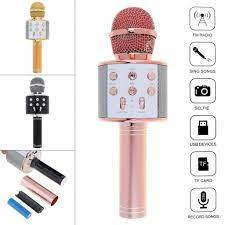 Kablosuz Mikrofon Hoparlör