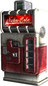 Nuka Cola Vending Machine Magnificent Pristine NukaCola Machine The Vault Fallout Wiki Fallout 48