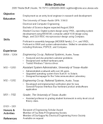 Online Technical Writing Resumes New Resume Grader