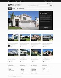 real state template 5 best real estate website templates themes free premium templates