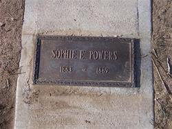 Sophie E. Powers (1883-1889) - Find A Grave Memorial