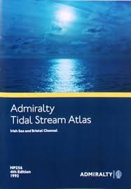 Admiralty Tidal Stream Atlases