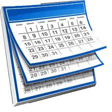 Image result for gif image of calendar