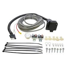 westin® 65 75607 brake control wiring harness kit with 7 way 7 Way Trailer Wiring westin® brake control wiring harness kit with 7 way trailer connector & attachment 7 way trailer wiring diagrams