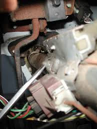 basic maintenance ignition switch jeepforum com removing these will allow you to remove the high beam switch then the second fastener has another nut to remove that pulls out the final stud holding in