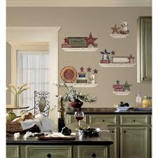 Kitchen Decorations For Walls Wall Ideas Decor Throughout Inspiration
