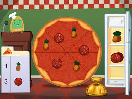 addition pizza party game game com