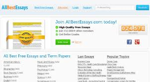 all best essays  dnndmyfreeipme allbestessays com all best essays term papers an all best all best essays term papers and