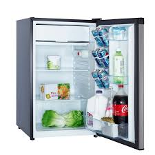 ft compact refrigerator stainless steel