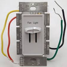Lutron Fan Control And Light Switch Install Lutron Skylark S2 Lfsq Wh White Dual 1 Pole Wall Dimmer Fan Control Light Switch